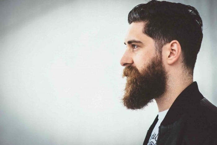 sabia que possem vários tipos de Barba Cheia ou Full Beard