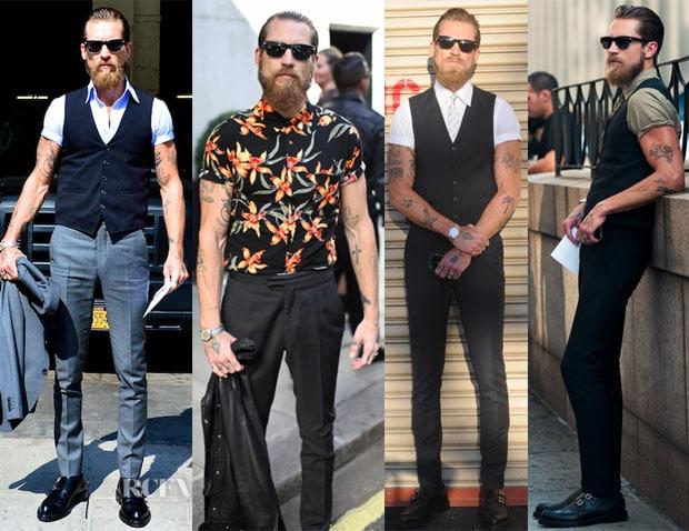 460ca8eedb9 Do Rock ao Folk  como ser um homem estiloso o tempo todo  • Beard