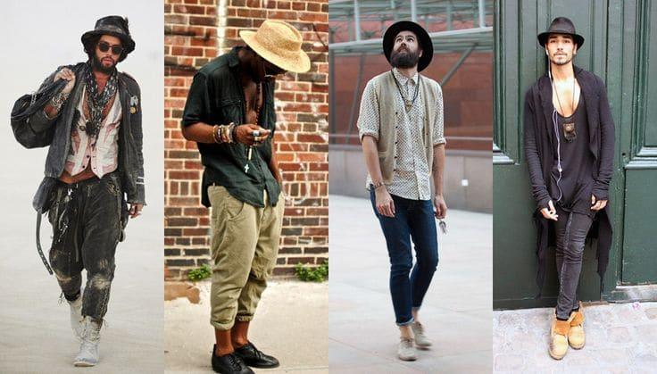 ada7311568e6a Conheça o estilo Folk masculino de se vestir! • Beard