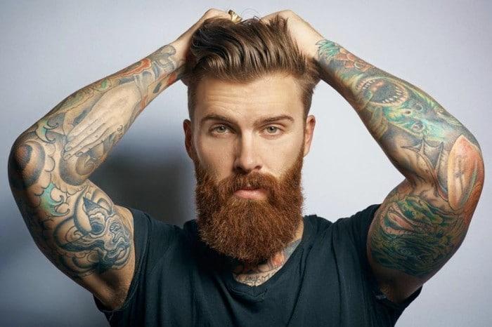 old dutch, um dos tipos de barba que estão em alta!