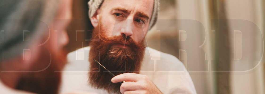 Como deixar a barba lisa