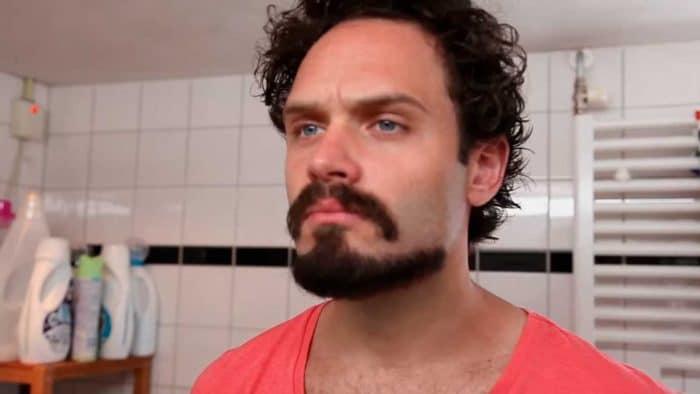 Um dos tipos de barba bem romântico é o estilo Balbo