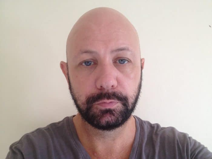 Carecas e Barbas - A Combinação Perfeita • Beard 809b8c7373