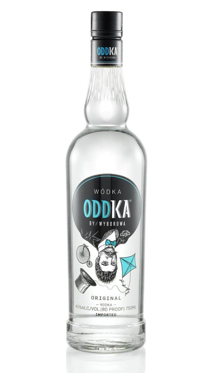 Vodka para o crecemento do cabelo