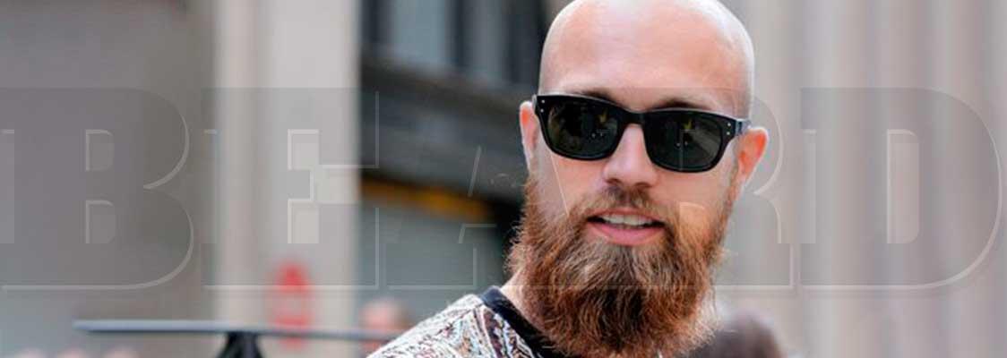 13 motivos para raspar a cabeça no verão • Beard a6f7714614