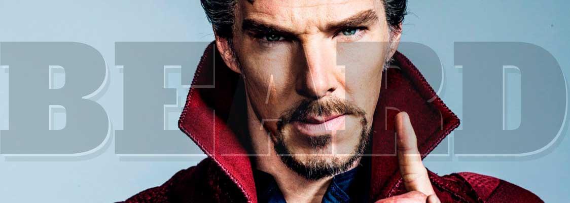 44ccf31dd7b Conheça o Doutor Estranho e seu cavanhaque místico! • Beard