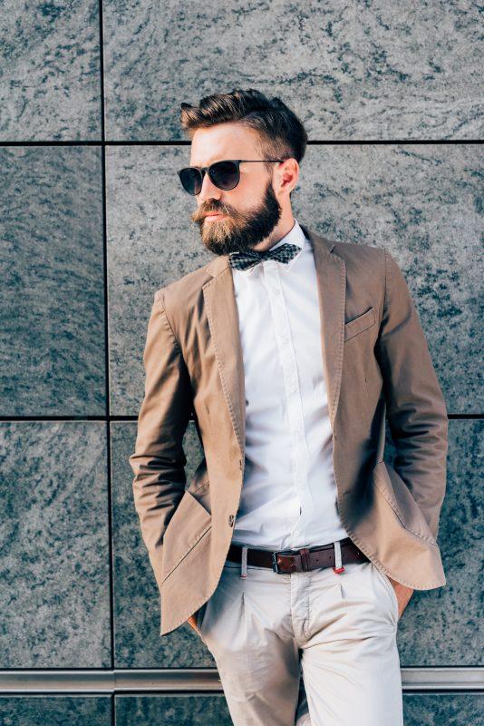 3d0f74220 9 dicas infalíveis para combinar cabelo, óculos e barba • Beard