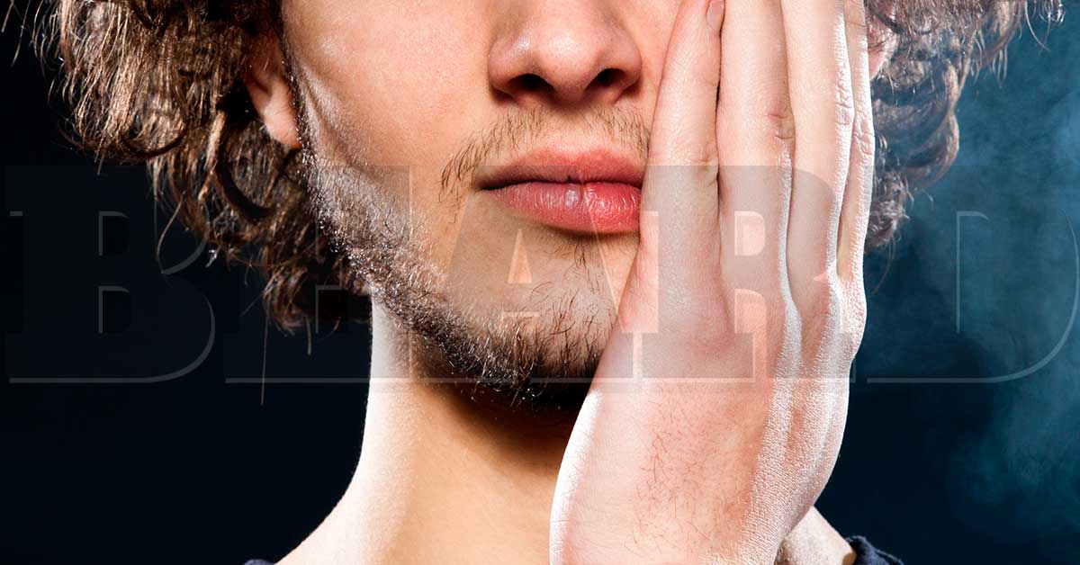 0b7f613c28 Aprenda a como tirar pelo encravado de forma correta! • Beard