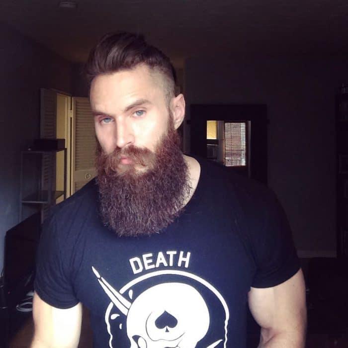 Todo barbudo merece um dia de descanso