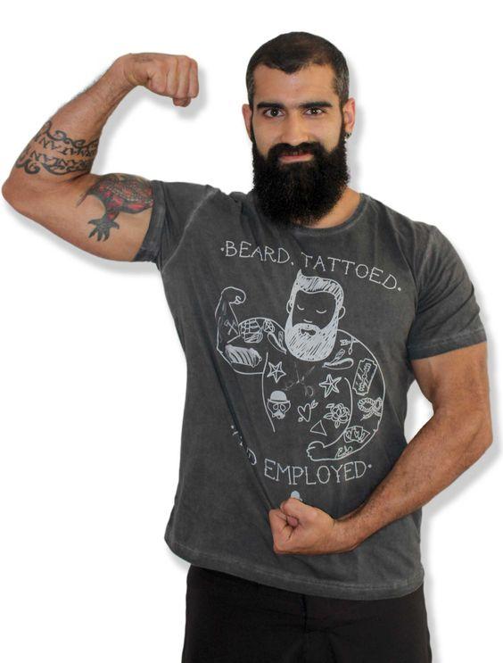 A Loja Beard também possuem sua série de roupas interessantes no Guarda Roupas Masculino