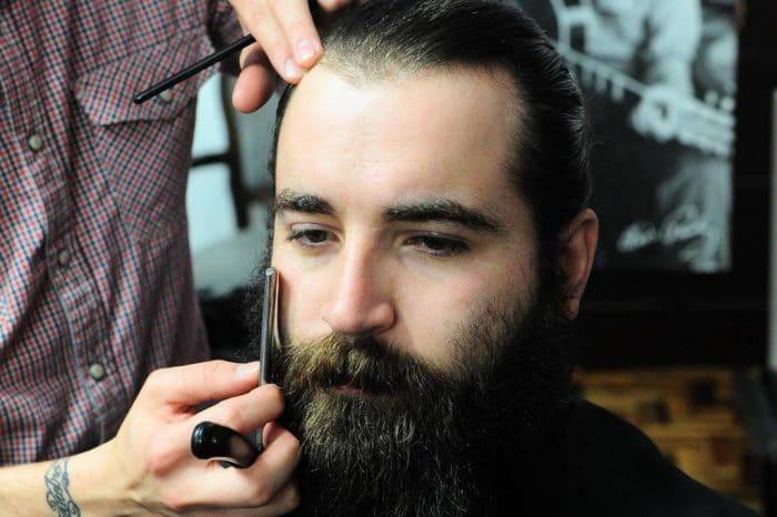 cuide bem da sua barba no dia de descanso