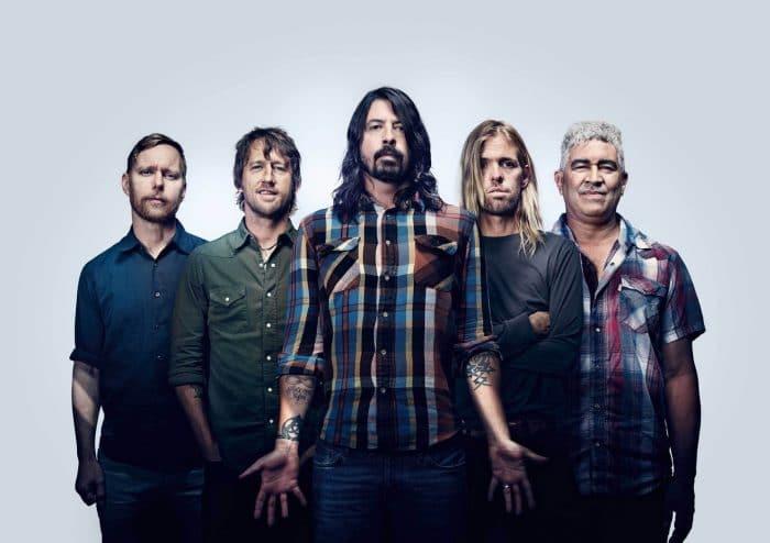 que tal um Foo Fighters nas suas Playlists de Sucesso