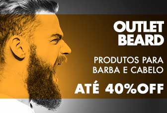 Outlet Beard, até 40% OFF
