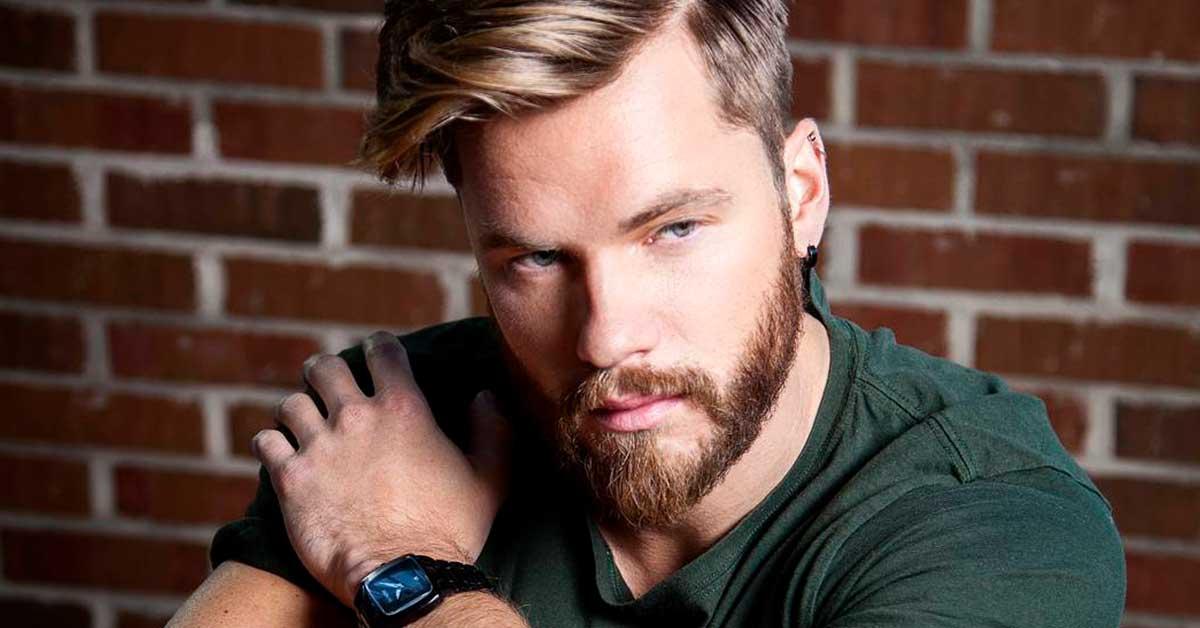 Tendências para barbas 2018  Os estilos que vão bombar! • Beard ee7bc67452e