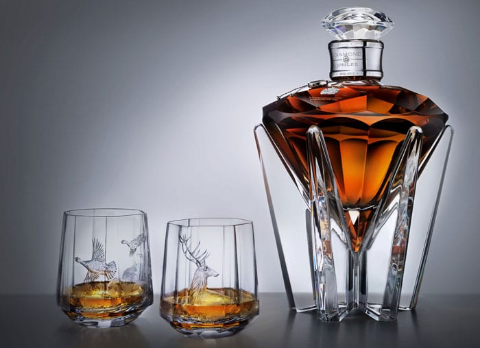 Que embalagem bonita para uma das Bebidas mais caras do mundo