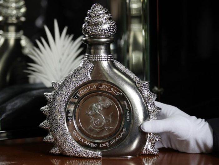 Veja esta bela homenagem entre as Bebidas mais caras do mundo