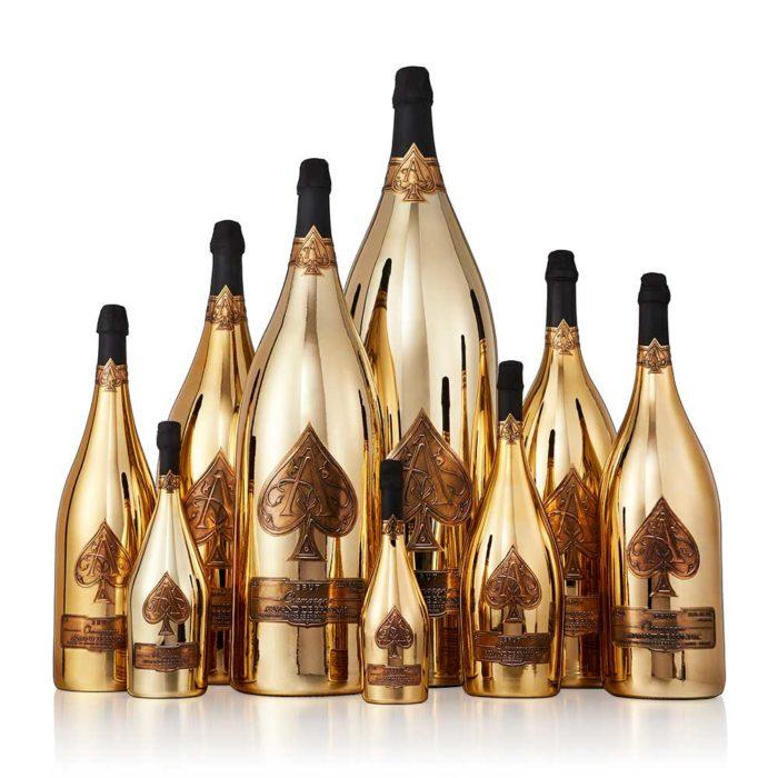 Essa é uma das Bebidas mais caras do mundo que esbanja ouro