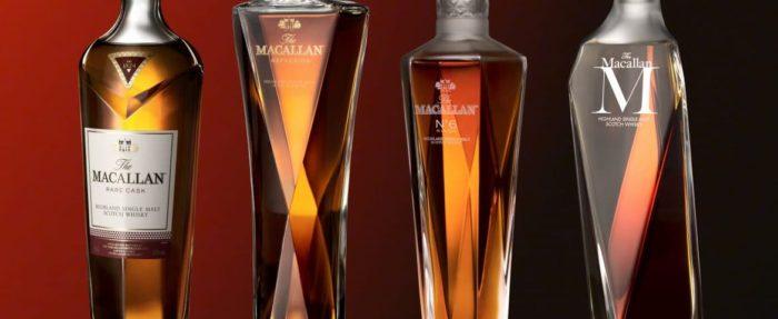 A Macallan é uma das Bebidas mais caras do mundo há muitos e muitos anos