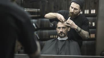 Você sabe com que frequência se deve ir ao barbeiro?