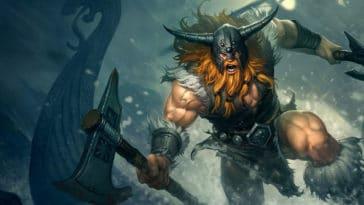 League of Legends Os Heróis barbudos do game! PARTE 1
