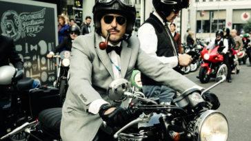 Gentleman's Ride - Bikes e ternos em um evento incrível!