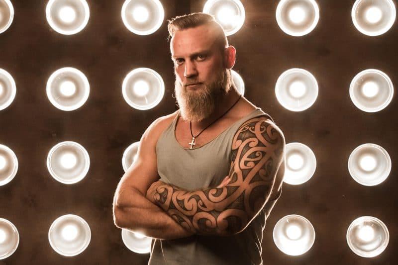 138819a739829 Saiba como ser um barbudo musculoso com Whey Protein • Beard