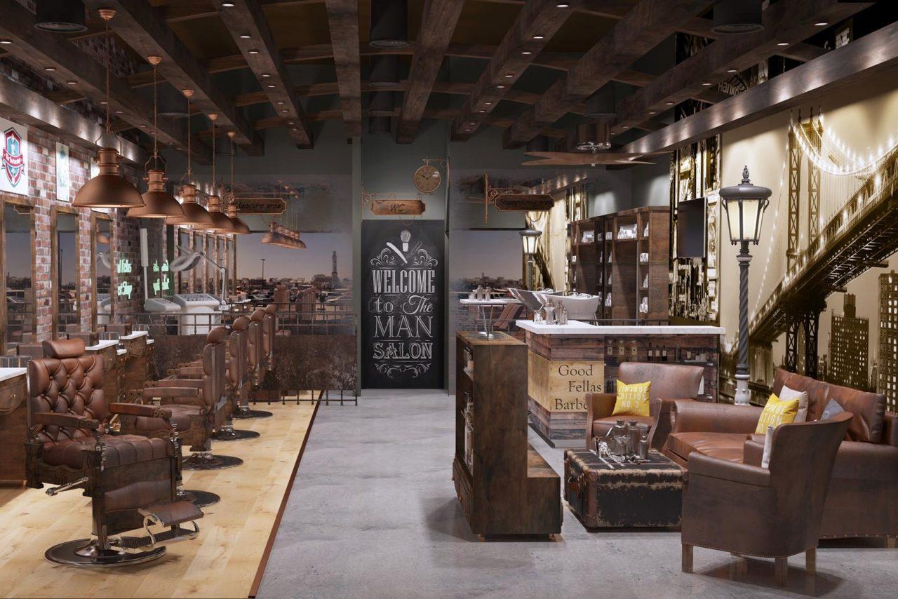 1847 é uma das Barbearias de Luxo mais antigas de Dubai